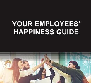 Путь от HR к счастливому сотруднику