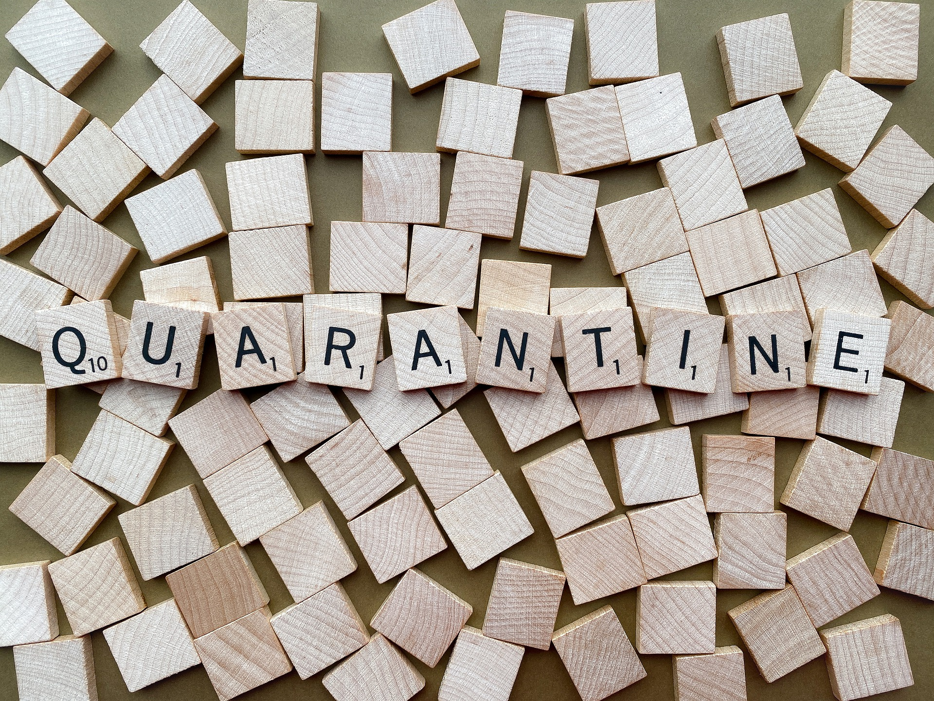 Карантин – время для развития бизнеса, а не для отчаяния.