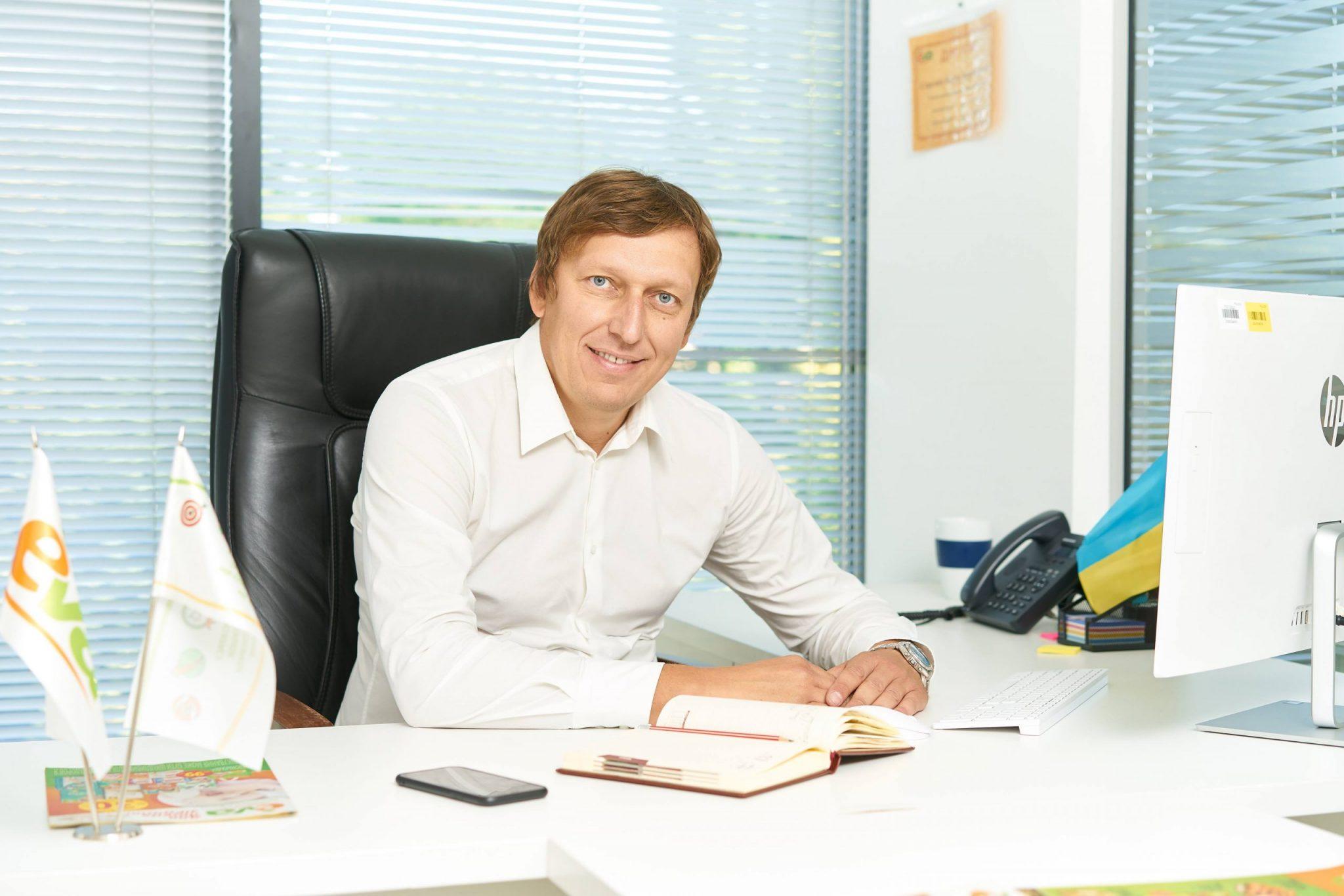 Як лінія магазинів EVA відкриває по 180 магазинів в рік – інтерв'ю з Віктором Середнім
